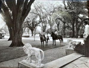 riders at Rand Estate