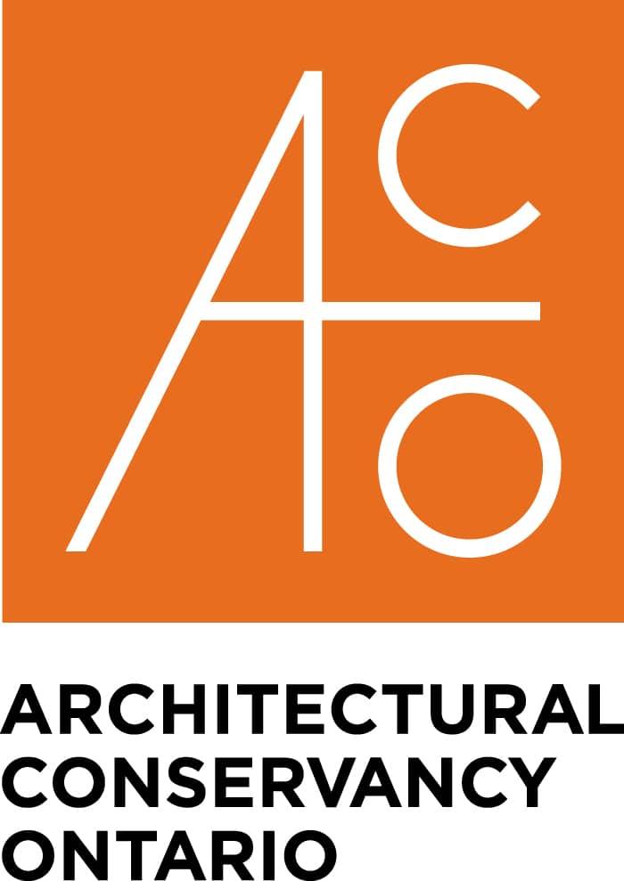 architectual conservancy ontario logo